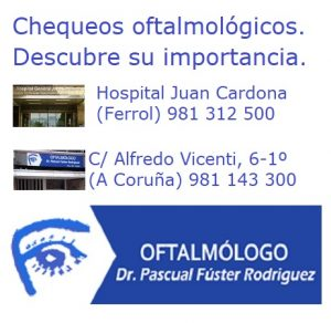 oftalmologo revision ocular en coruña y ferrol